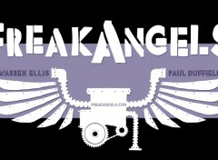 Fonds d'écran Comics et BDs FreakAngels 2