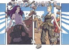 Fonds d'écran Comics et BDs FreakAngels 4