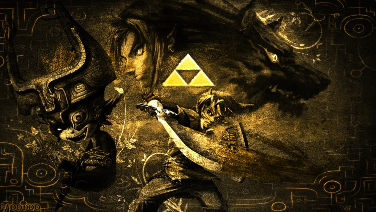 Wallpapers Video Games The Legend of Zelda : Twilight Princess The Link's Nightmare