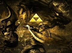 Fonds d'écran Jeux Vidéo The Link's Nightmare
