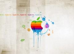 Wallpapers Computers Apple splash!