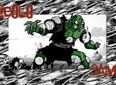 Fonds d'écran Manga Picolo sama