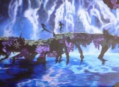 Fonds d'écran Art - Peinture Paysage de Pandora