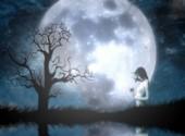 Wallpapers Fantasy and Science Fiction Nuit mélancolique