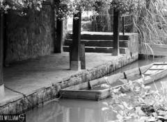 Fonds d'écran Constructions et architecture une barque ... Alsace