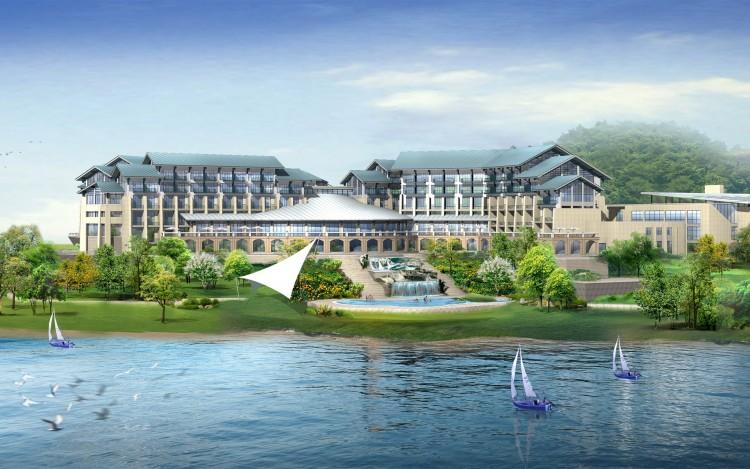 Fonds d'écran Art - Numérique 3D - Divers 3D Hotel