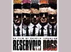 Fonds d'écran Cinéma Esquisse reservoir dog