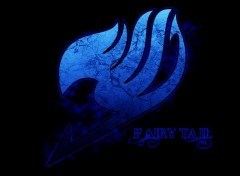 Wallpapers Manga logo fairy tail