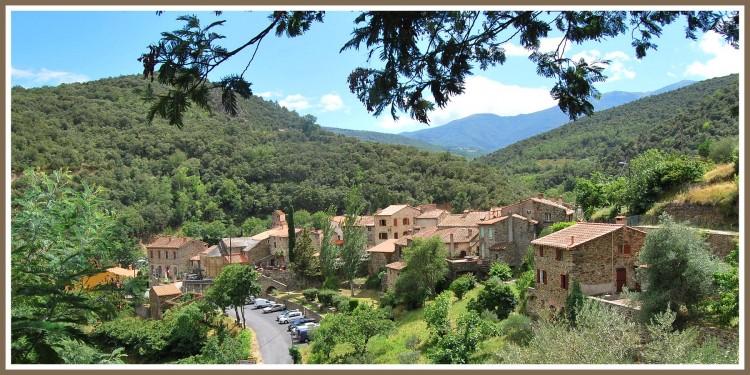 Wallpapers Trips : Europ France > Languedoc-Roussillon Boules d'Amont (66)