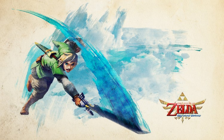 Wallpapers Video Games Zelda Skyward Sword