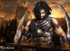 Fonds d'écran Jeux Vidéo Prince of persia