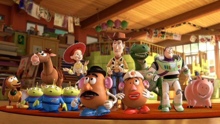 Fonds d'écran Dessins Animés Toy Story 3 Toy Story 3