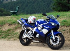 Wallpapers Motorbikes Belle machine