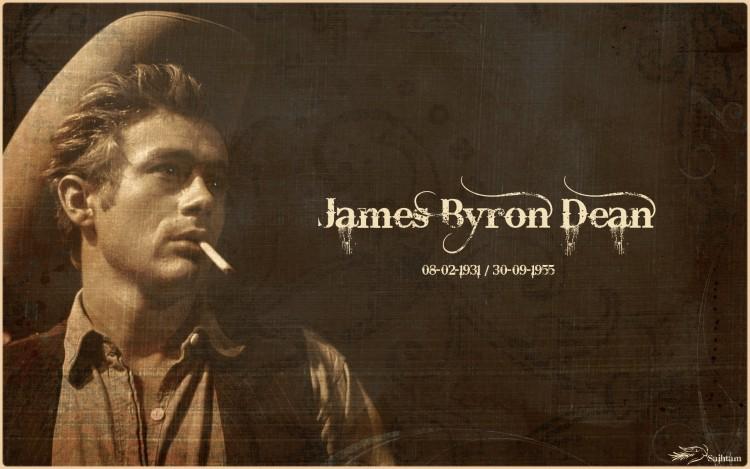 Fonds d'écran Célébrités Homme James Dean James Dean