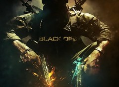 Wallpapers Video Games Black Ops
