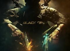 Fonds d'écran Jeux Vidéo Black Ops