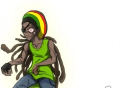 Wallpapers Digital Art Rasta