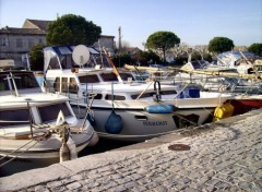 Wallpapers Boats Port de Beaucaire