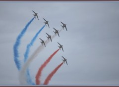Wallpapers Planes La Patrouille de France