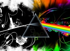 Wallpapers Music logo Pink Floyd Remix