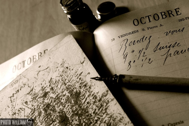 Wallpapers Objects Scripture Octobre 1934