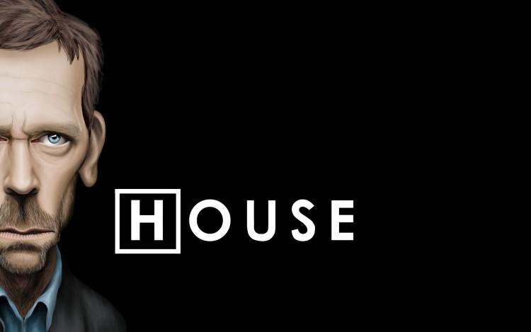 Fonds d'écran Séries TV Dr [H]ouse Cartoon House