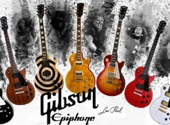 Wallpapers Music Les Paul Tribute