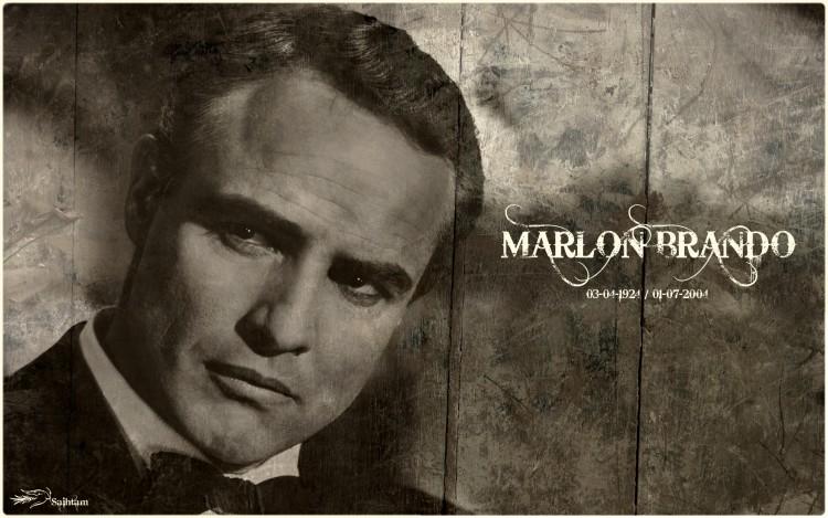 Fonds d'écran Célébrités Homme Marlon Brando Marlon Brando