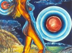 Fonds d'écran Art - Peinture HECATE