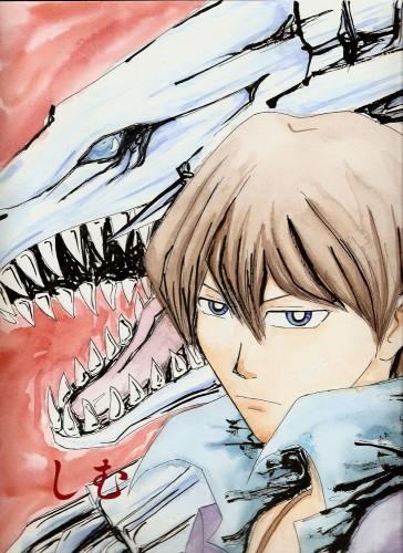 Fonds d'écran Art - Peinture Manga Seto Kaiba (Yu-Gi-Oh !)