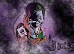 Wallpapers Comics Joker