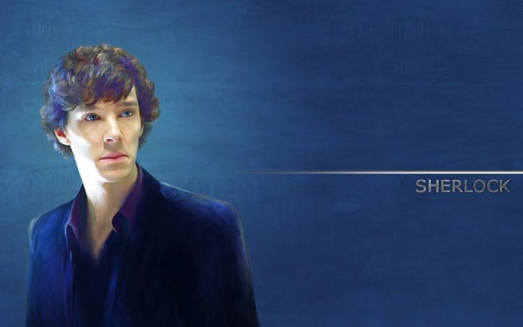Fonds d'écran Séries TV Sherlock Wallpaper N°269731