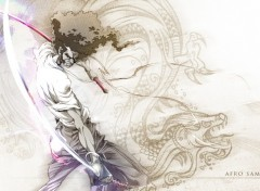 Wallpapers Manga Afro Samurai