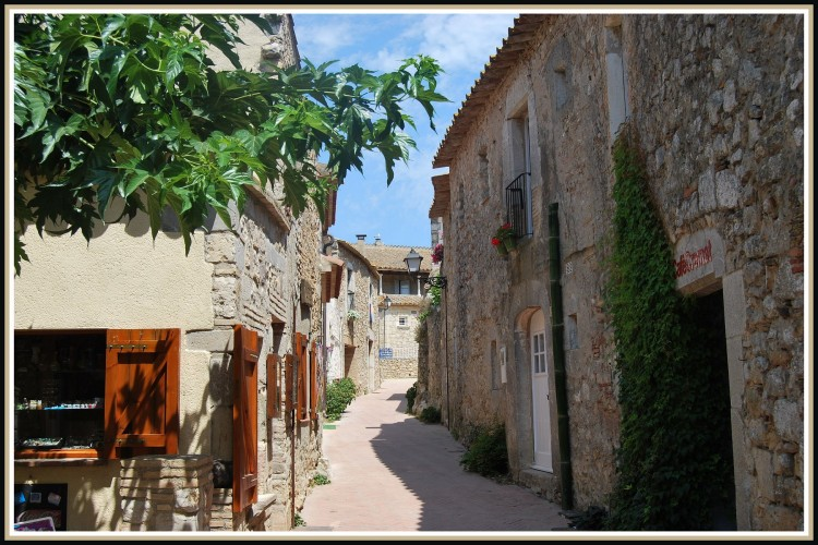 Wallpapers Trips : Europ Spain San-Marti d'Ampuries (Costa Brava)
