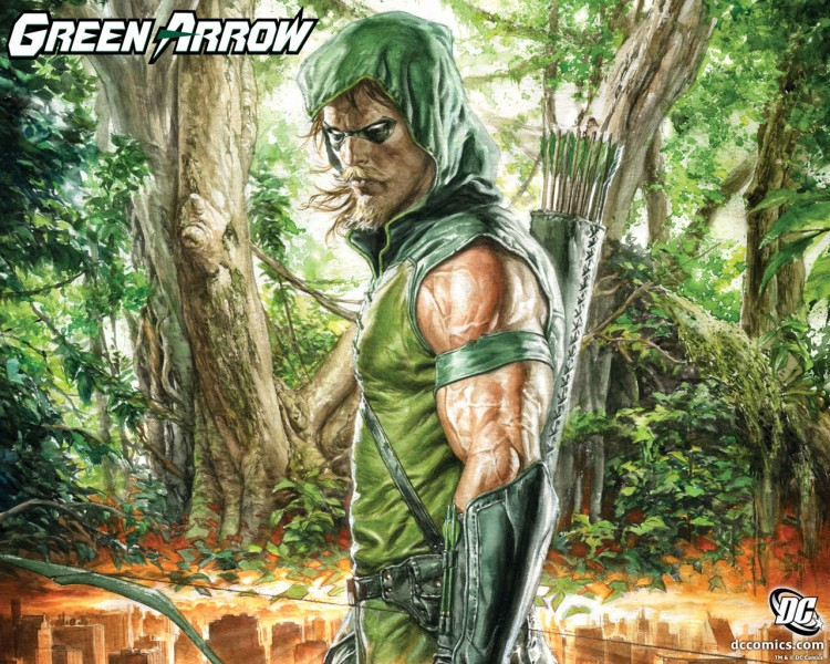 Fonds d'écran Comics et BDs Green Arrow green arrow