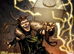 Wallpapers Comics loki