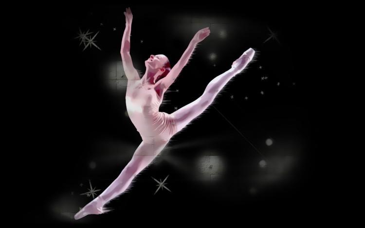 Fonds d'écran Sports - Loisirs Danse Saléna Baudoux danse classique