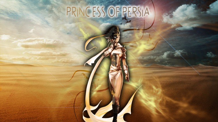 Fonds d'écran Jeux Vidéo Prince of Persia Princess of Persia