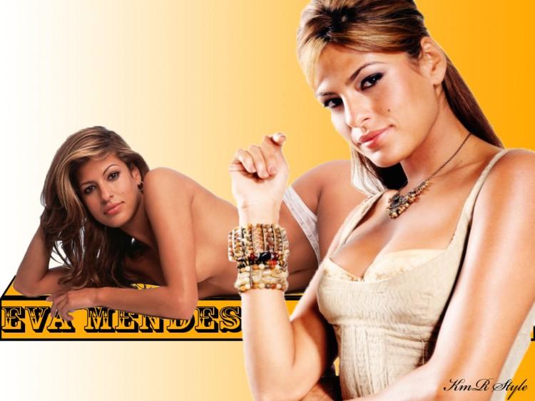 Wallpapers Celebrities Women Eva Mendes Eva Mendes