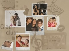 Wallpapers TV Soaps Glee club