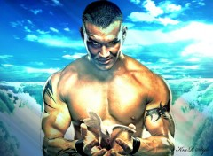Wallpapers Sports - Leisures Randy Orton