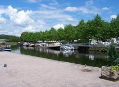 Fonds d'écran Voyages : Europe Port d'Epinal