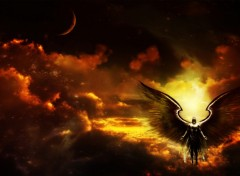 Wallpapers Fantasy and Science Fiction anges