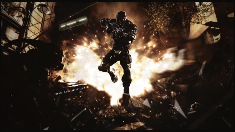 Fonds d'écran Jeux Vidéo Crysis 2 Crysis 2