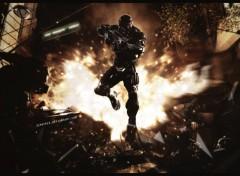 Fonds d'écran Jeux Vidéo Crysis 2