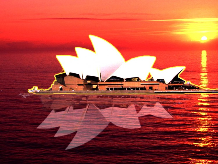 Wallpapers Trips : Oceania Australia Opéra de Sydney