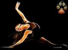Fonds d'écran Sports - Loisirs Danse féline