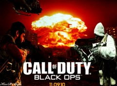 Wallpapers Video Games COD Black OPS
