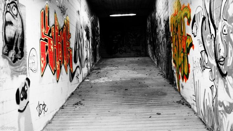 Fonds d'écran Art - Peinture Graffitis Tag