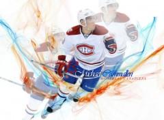 Fonds d'écran Sports - Loisirs Mike Cammalleri (Canadiens de Montréal)
